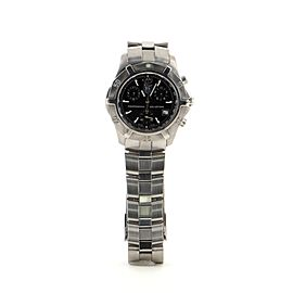 Tag Heuer 2000 Exclusive Chronograph Quartz Stainless Watch Steel