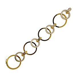 UnoAErre Gold Link Bracelet
