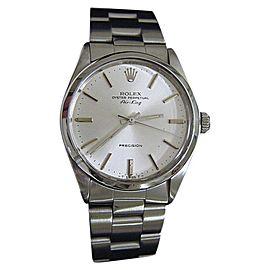 Rolex Air-King 5500 Vintage 36mm Mens Watch