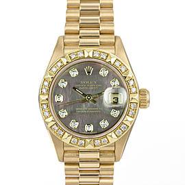 Rolex Datejust 69178 26mm Womens Watch