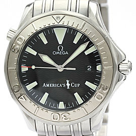 OMEGA Seamaster Professional 300M Americas Cup Watch 2533.50