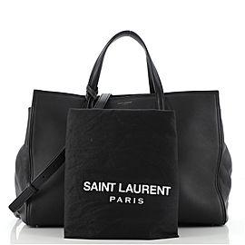 Saint Laurent Amber Tote Leather Medium