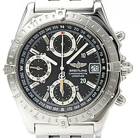 BREITLING Chronomat Longitude Steel Automatic Watch A20348