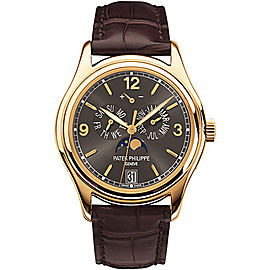 Patek Philippe Complications 5146J-010 18k Yellow Gold Mens 39mm Watch