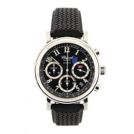 Chopard Mille Miglia Chronograph Automatic Watch Stainless Steel and Rubber 39