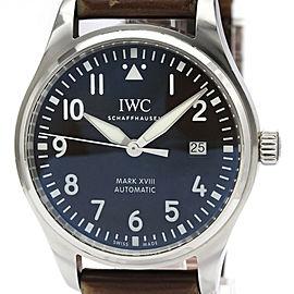 IWC Pilot Mark XVIII Antoine De Saint Exupery Watch IW327003