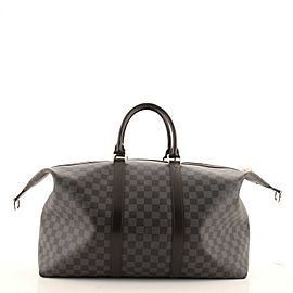 Louis Vuitton All Day Travel Bag Damier Graphite