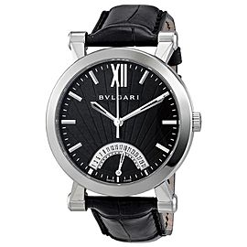 Bulgari SB42BSLDR Sotirio Automatic Retrograde Date 42mm Watch