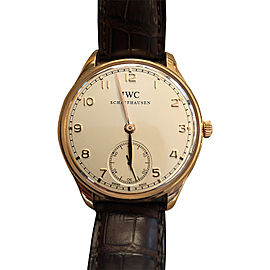 IWC Portuguese 5083890 44mm Mens Watch