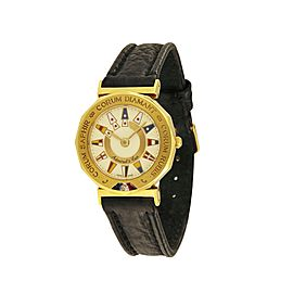 Corum Admiral's Cup 91 38.937.65 27mm Vintage Mens Watch