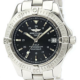 BREITLING Stainless steel Colt Automatic Watch