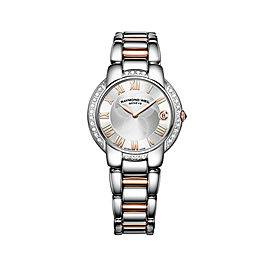 Raymond Weil Jasmine 5235-S5-01658 Bracelet 35mm Womens Watch
