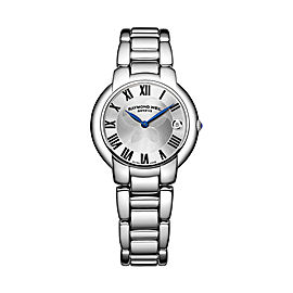 Raymond Weil Jasmine 5235-ST-01659 Bracelet 39.5mm Womens Watch