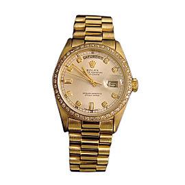 Rolex Day-Date President 18038 Vintage 36mm Mens Watch