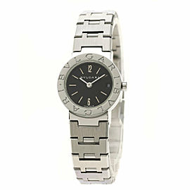 BVLGARI Stainless Steel/Stainless Steel BVLGARI BVLGARI BB23SSD Watch