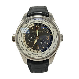 Girard Perregaux World Time 49850-151-BA6D Mens 41mm Watch