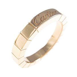 Cartier 18K Pink Gold Lanieres ring TkM-252