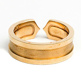 CARTIER 18K Pink Gold C2 SM Ring