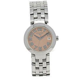 Longines Dolce Vita L5.175.4 Stainless Steel Quartz Women's Watch