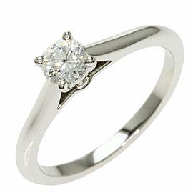 CARTIER Diamond Platinum Diamond Ring