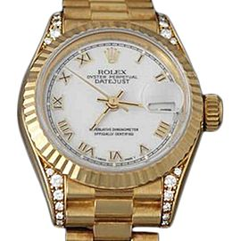 Rolex Lady President 69238 26mm Womens Watch
