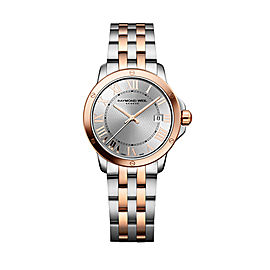 Raymond Weil Tango 5391-SB5-00658 Bracelet 28mm Womens Watch