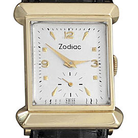Zodiac Vintage 23mm x 34mm Mens Watch