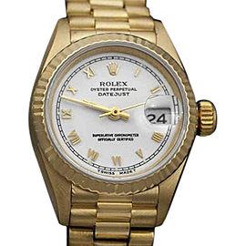 Rolex Lady President 69178 26mm Womens Watch