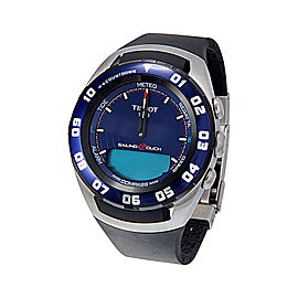 Tissot Sailing Touch T0564202704100 45mm Mens Watch