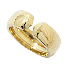 Cartier B4071153 18k Yellow Gold Cyellow Ring Size 53