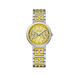 Fendi Yellow 29MM F102104501