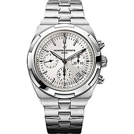 Vacheron Constantin Overseas 5500V/110A-B075 Stainless Steel Automatic Chronograph 42.5mm Mens Watch