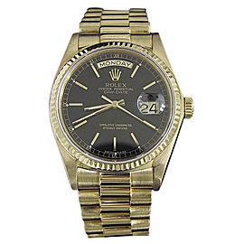 Rolex Day-Date President 18038 36mm Mens Vintage Watch