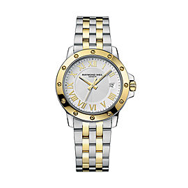Raymond Weil Tango 5599-STP-00308 Bracelet 39mm Mens Watch