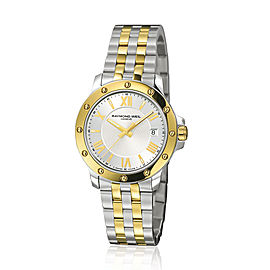 Raymond Weil Tango 5599-STP-00657 Bracelet 39mm Mens Watch