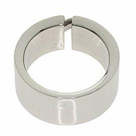 Chaumet 18K White Gold Chaumeriyan Diamond Ring