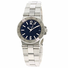BVLGARI Stainless Steel/Stainless Steel Diagono Watch