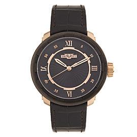 DeWitt Twenty-8-Eight T8.AU.011 18K Rose Gold PVD Coated Titanium 43mm Automatic Mens Watch
