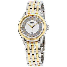 Oris Artelier 56176044351MB 31mm Womens Watch