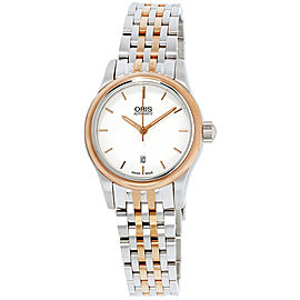 Oris Classic 56176504351MB 29mm Womens Watch