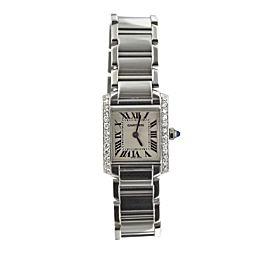 Cartier Tank Francaise W51008Q3 20mm Women's Watch