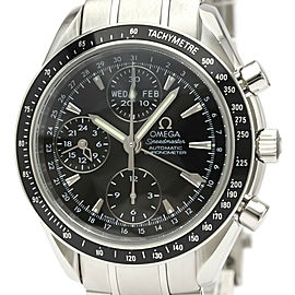 OMEGA Speedmaster Stainless steel Day Date Automatic Watch