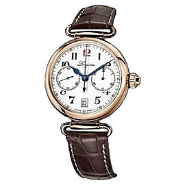 Longines Chronograph 13.33 35mm x 42mm Mens Watch