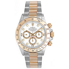 Rolex Daytona 16523 Stainless Steel & 18K Yellow Gold Automatic 40mm Mens Watch