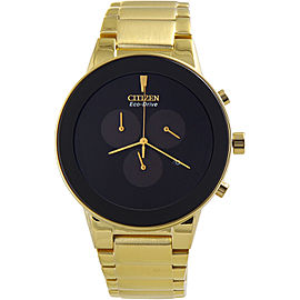Citizen Axiom AT2242-55E 43mm Mens Watch