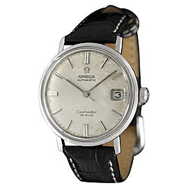 Omega Seamaster 166.0020 Vintage 34mm Mens Watch