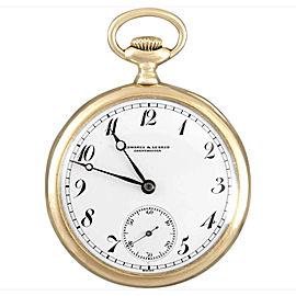Vacheron & Constantin 44.5mm Pocket Watch