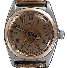 Rolex Vintage 3132 32mm x 40mm Mens Watch