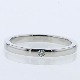 CARTIER Platinum Ballerina Wedding Ring
