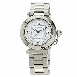 CARTIER W31074M7 Pasha Stainless Steel/Stainless Steel C Watch TNN-2045